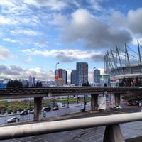 Photo taken at Dunsmuir Viaduct by Rob B. on 11/14/2013