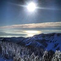 Photo taken at Cypress Mountain Ski Area by Rob B. on 1/3/2013