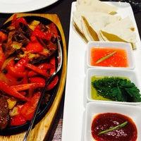 Das Foto wurde bei ресторан ORDA von Inna C. am 1/16/2014 aufgenommen