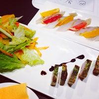 Das Foto wurde bei ресторан ORDA von Inna C. am 1/12/2014 aufgenommen