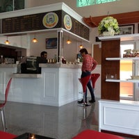 Photo taken at Papa Cup Coffee by Prattana S. on 5/7/2013