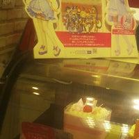 Photo taken at 銀座 コージーコーナー シャポー船橋店 by ひゃっぴー . on 8/15/2013