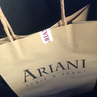 Photo taken at Ariani Boutique ( Scarf & Shawl ) by Hazirah Z. on 7/2/2016