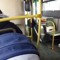 Photo taken at Автобус № 23 by Екатерина Б. on 3/20/2018