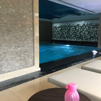 Photo taken at Retaj Royale Hotel - Four Elements Spa & Wellness by Emre Ö. on 3/25/2018