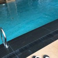 Photo taken at Retaj Royale Hotel - Four Elements Spa & Wellness by Emre Ö. on 4/29/2018