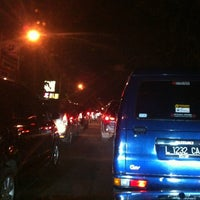 Photo taken at Jalan Kertajaya by Andreas E. on 1/5/2013