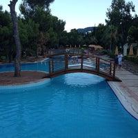 Foto tirada no(a) Akka Antedon Hotel por deniz t. em 7/2/2013