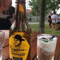 Photo taken at Café Mandala by David H. on 7/9/2017