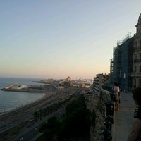 Photo taken at Platja del Miracle by Karol S. on 6/30/2013