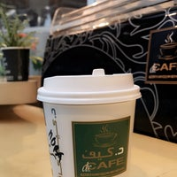 Photo taken at dr.CAFE COFFEE | د. كيف by Nora ✨ on 3/11/2018