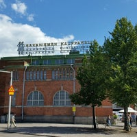 8/1/2014 tarihinde ELİF B.ziyaretçi tarafından Hakaniemen kauppahalli'de çekilen fotoğraf