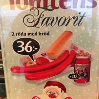 Photo taken at Pölsemannen by Pero K. on 12/17/2012