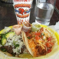 Photo taken at Torchy's Tacos by Charlie M. on 2/10/2013
