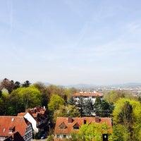 Photo taken at Liederbach am Taunus by Max O. on 4/6/2014