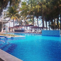 Foto tomada en Hotel Izalco & Beach Resort por Oswaldo E. el 6/3/2013