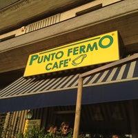 Photo taken at Punto Fermo Cafè by Marco C. on 6/13/2013