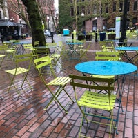 Photo taken at Pioneer Square by Julie M. on 3/27/2017