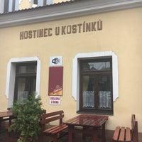 Photo taken at U Kostinku by Kateřina C. on 9/16/2017