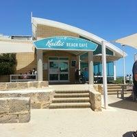 Photo taken at Kailis Beach Cafe by Drei ¤ L. on 1/29/2014