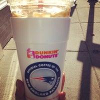 Photo taken at Dunkin' Donuts by Carolina G. on 11/4/2013