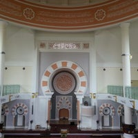 Photo taken at Masjid Jamek Sultan Abdul Aziz by Sheefa A. on 12/19/2012