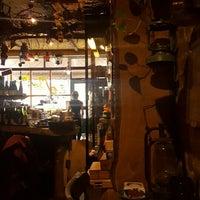 Photo taken at My Village Cafe by Zeynep Ş. on 4/28/2016