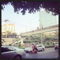 Photo taken at Phahonyothin Road by Yo_oNG's D. on 1/20/2015