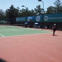 Photo taken at ATP Challenger Tour -Tennis by Ipek G. on 5/22/2015
