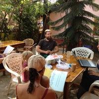 Photo taken at Domnic Juice Bar by Вадим К. on 12/10/2012