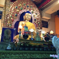 Photo taken at Dalai Lama Temple   दलाई लामा मंदिर by Ninad V. on 4/26/2013