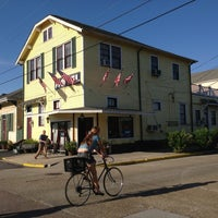 Photo taken at Olde Town Inn by Mary W. on 5/6/2013