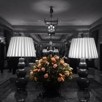 Photo taken at The Dorchester by Mahdi A. on 3/9/2013