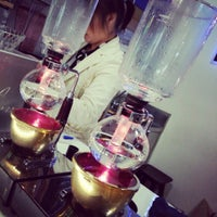 Photo taken at กาแฟต้อม (Thom Artisan Coffee) by Chada T. on 1/23/2014