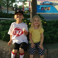 Photo taken at Dairy Queen by Kaleigh G. on 6/14/2013