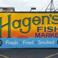 Photo taken at Hagen's Fish Market by Chuck B. on 7/26/2013