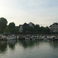 Photo taken at Port de Nogent sur Marne by GARY on 6/15/2017