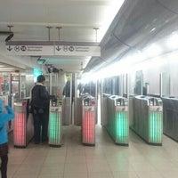 Photo taken at Métro Gare de Lyon [1,14] by GARY on 5/11/2016