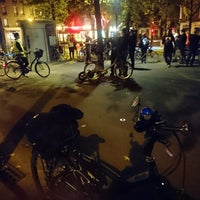 Photo taken at Rue Corbon by GARY on 10/13/2017