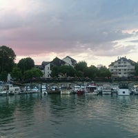Photo taken at Port de Nogent sur Marne by GARY on 7/31/2016