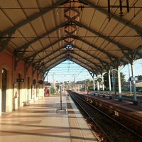 Photo taken at Gare SNCF d'Arcachon by GARY on 1/24/2017