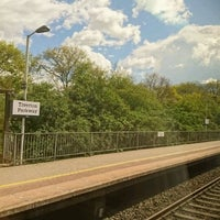 Photo taken at Tiverton Parkway Railway Station (TVP) by GARY on 4/25/2017