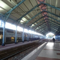 Photo taken at Gare SNCF d'Arcachon by GARY on 11/8/2017