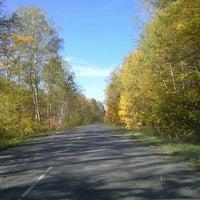 Photo taken at Золотаревка by Nataly U. on 9/24/2014