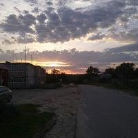 Photo taken at Золотаревка by Nataly U. on 7/4/2014