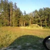 Photo taken at Золотаревка by Nataly U. on 7/18/2014