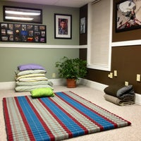 Photo taken at Means Massage Therapy by Jason M. on 12/4/2012
