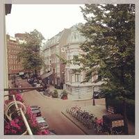Photo taken at Prinsen Hotel by Александр М. on 8/25/2013