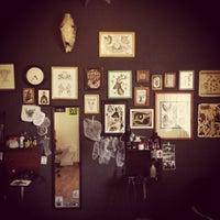 Photo taken at Atramentvm Tattoo by Jose V. on 4/20/2013