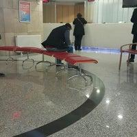 Photo taken at THY Satış Ofisi by Tolga G. on 2/17/2016